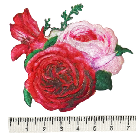 Thermocollant roses