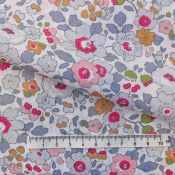 Tissu Liberty betsy gris