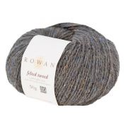 felted tweed acier