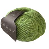 Rowan felted tweed lime