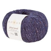 Felted tweed marine