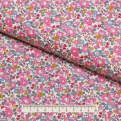 Tissu Liberty Eloise new rose